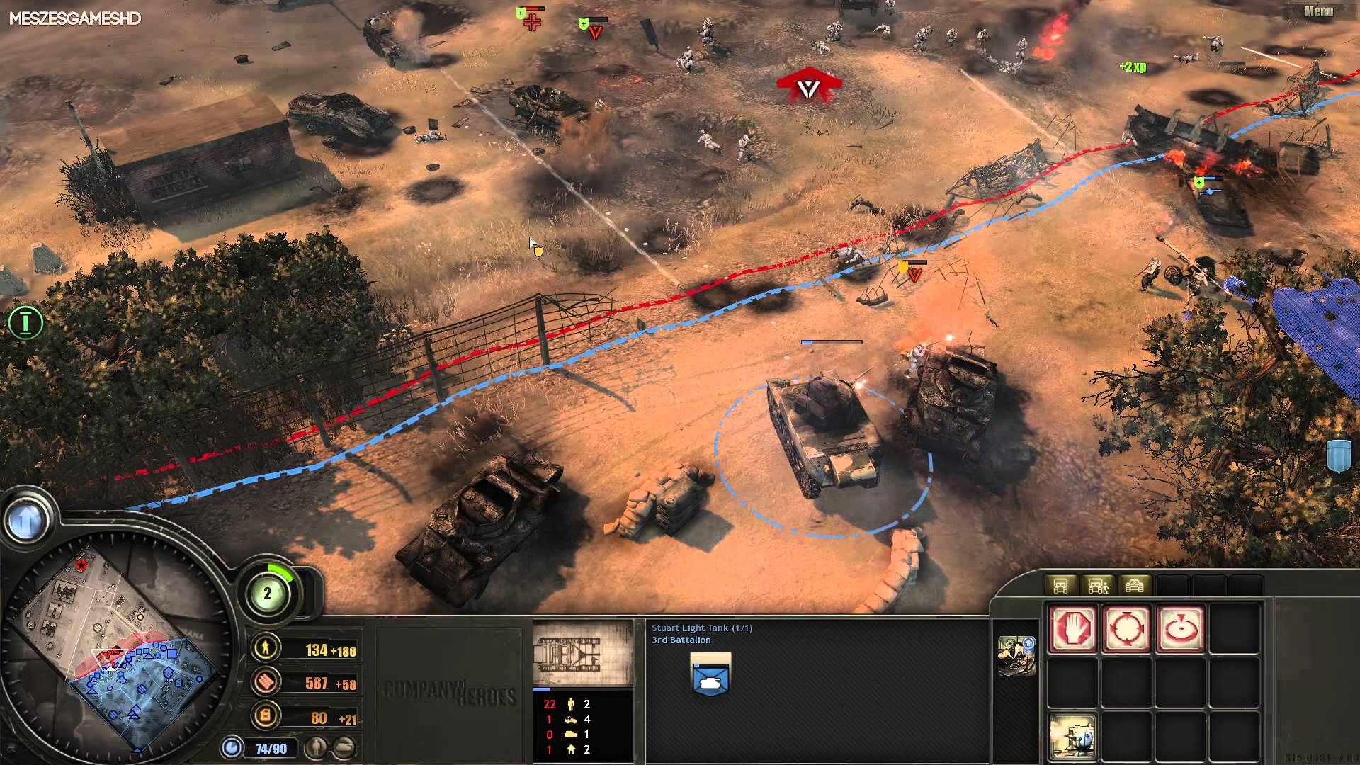 Company of Heroes Opposing Fronts 3