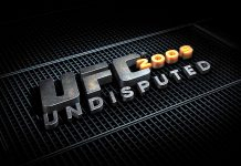 UFC 2009 Undisputed logo