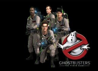 Ghostbusters The Video Game 2 wall