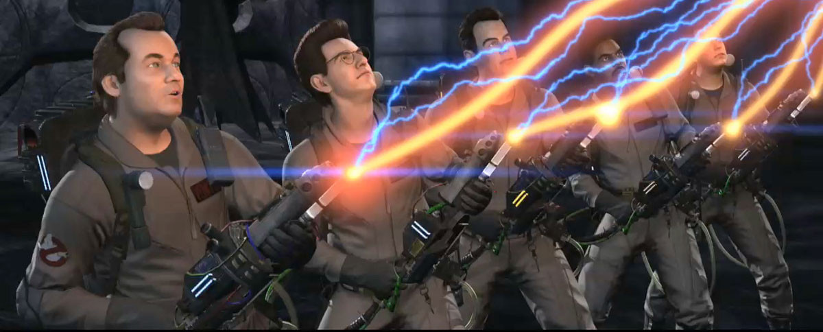 Ghostbusters The Video Game 4