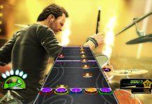 Guitar Hero: Metallica LArs Urlich