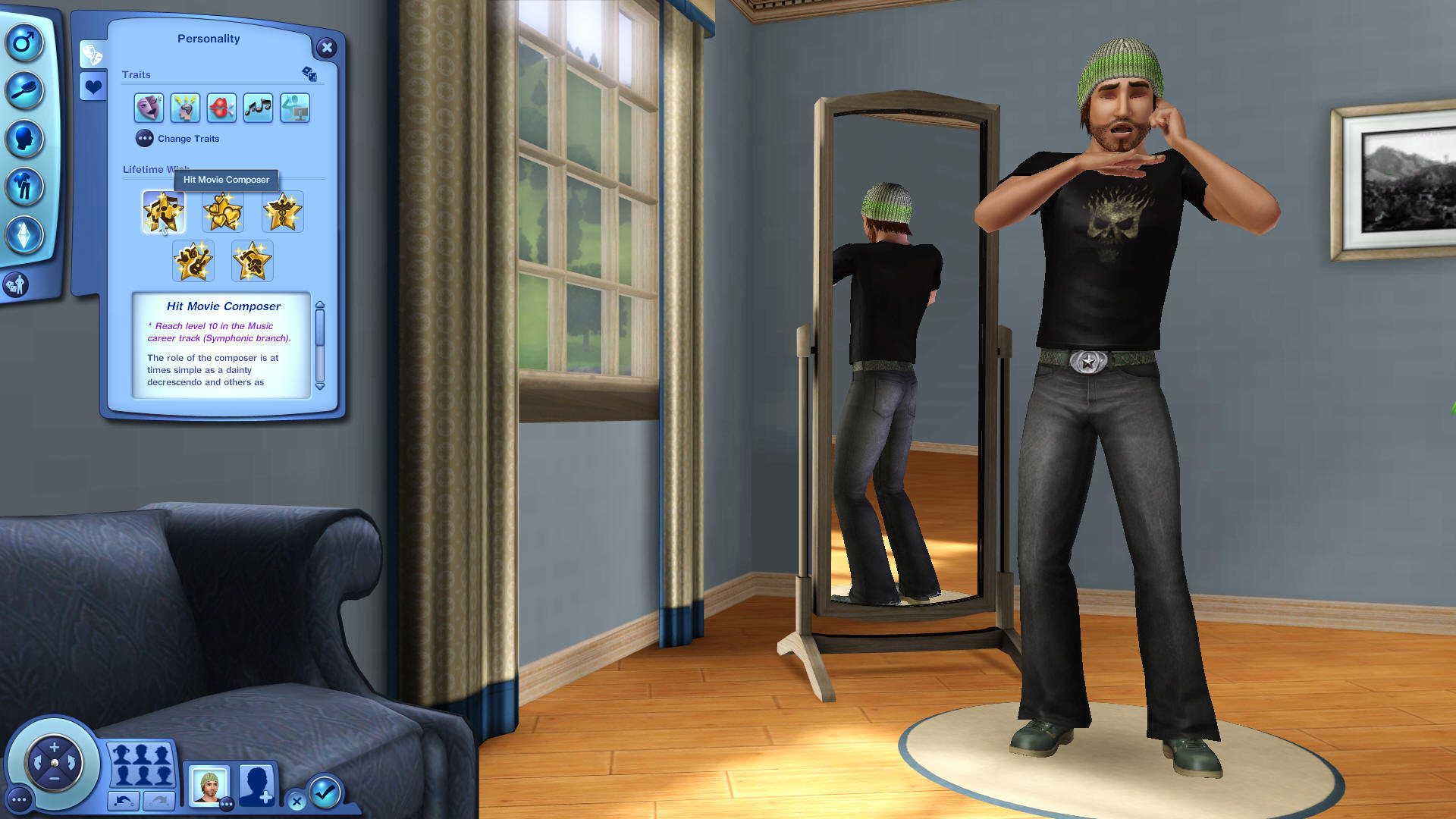 The Sims 3 musicista