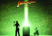 Indiana Jones E Il Bastone Dei Re wall