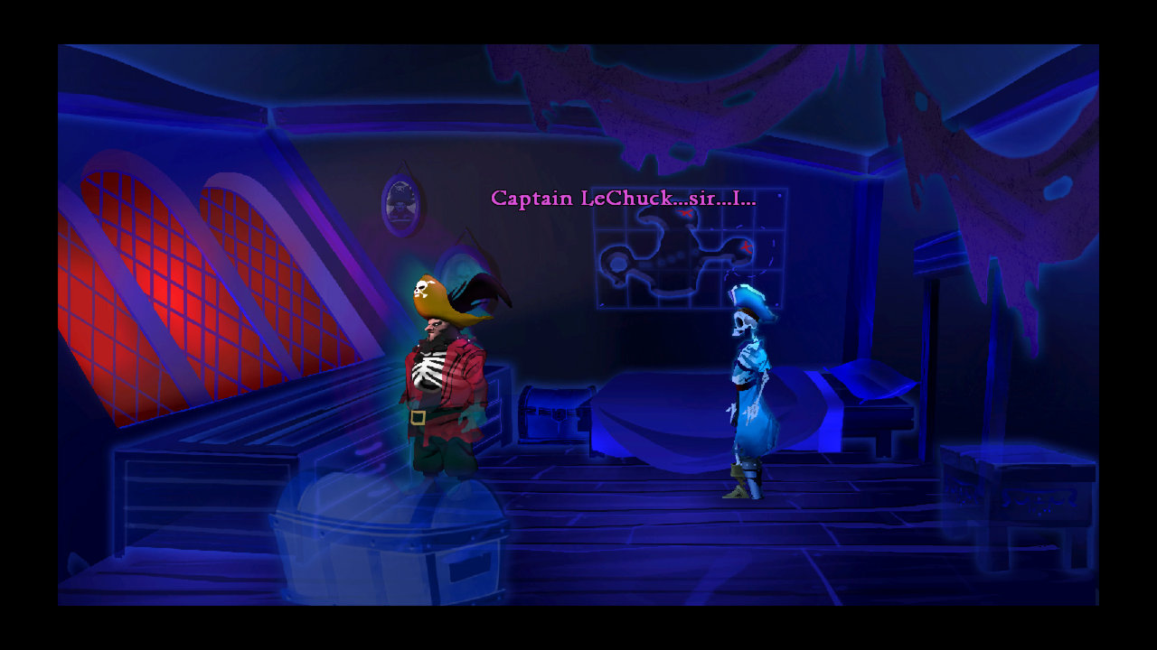 The secret of Monkey Island Special Edition - 4