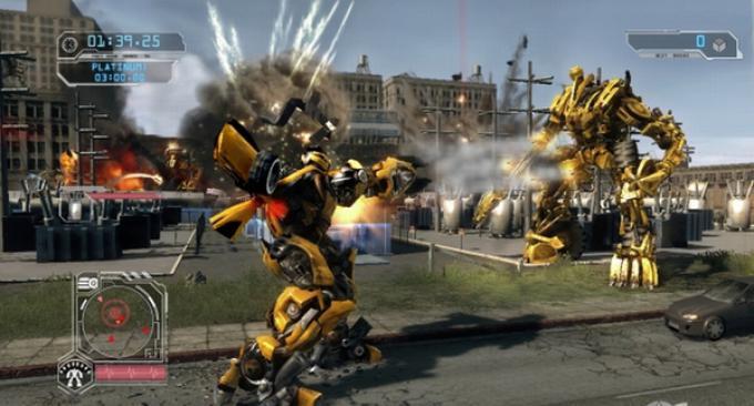 Transformers La vendetta del caduto 1