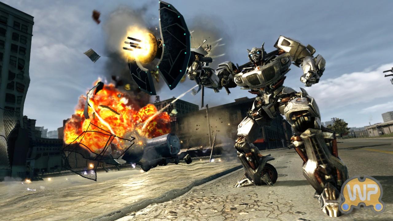 Transformers La vendetta del caduto 2