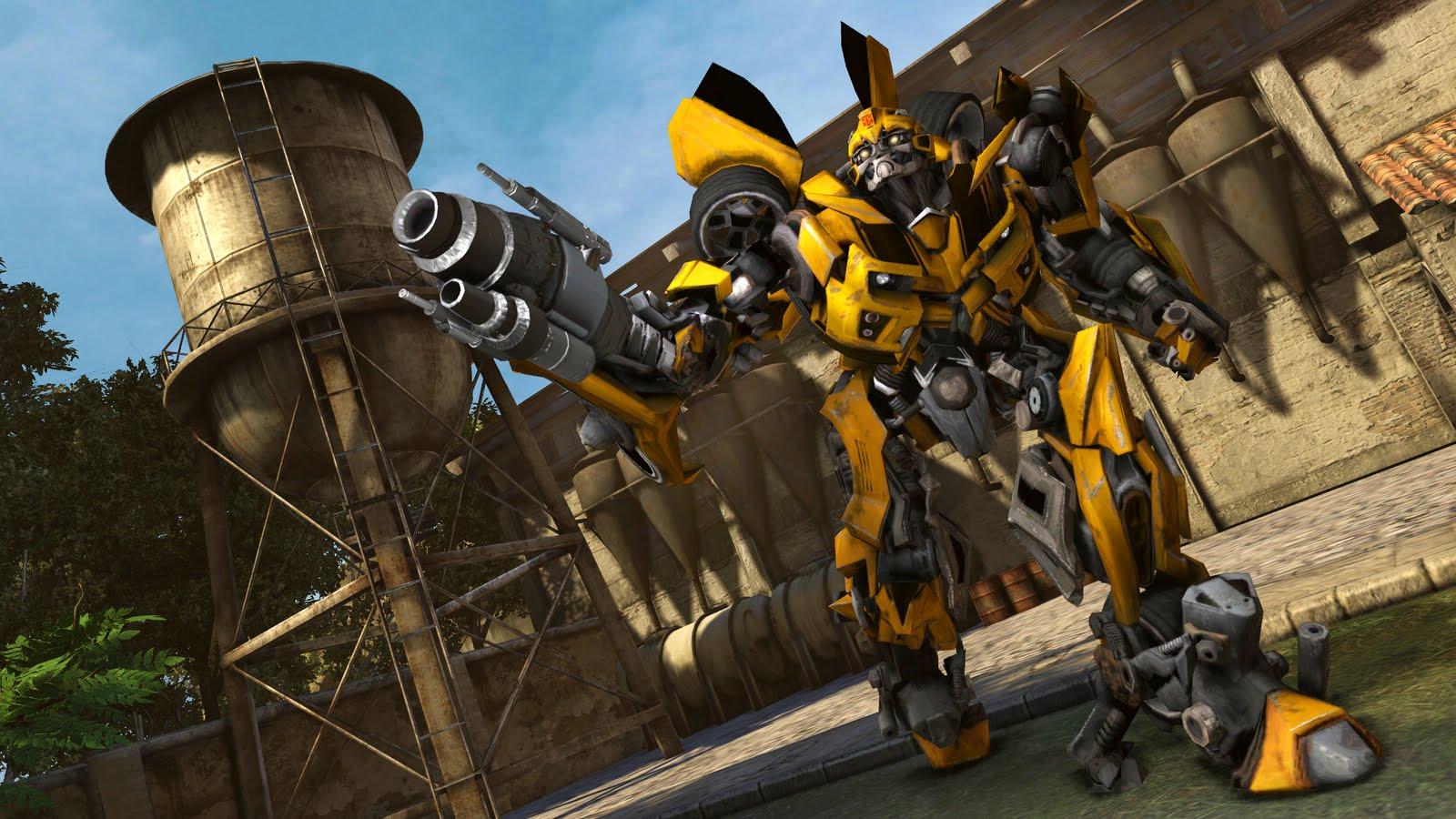 Transformers La vendetta del caduto 3