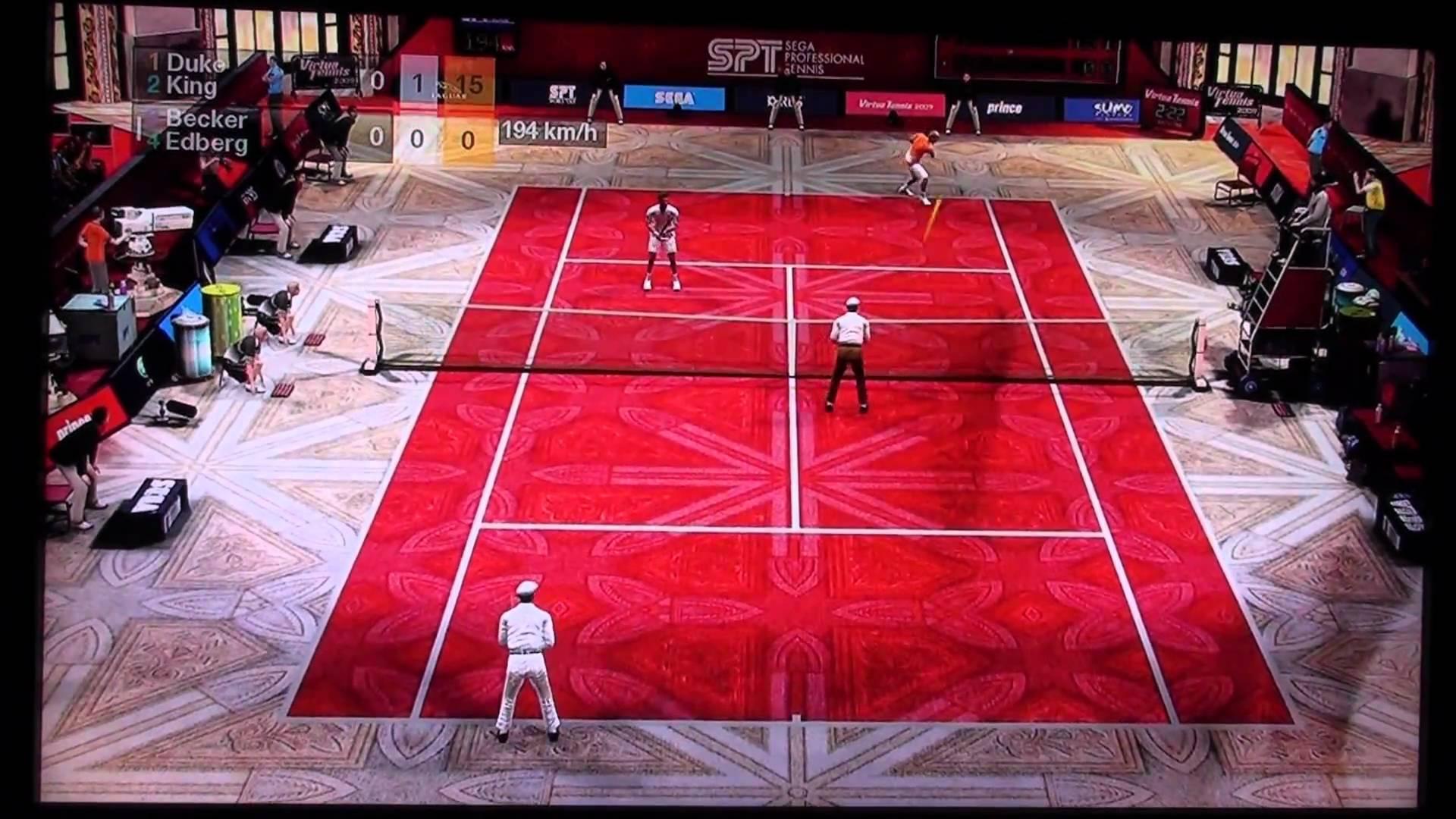 Virtua Tennis 2009 2