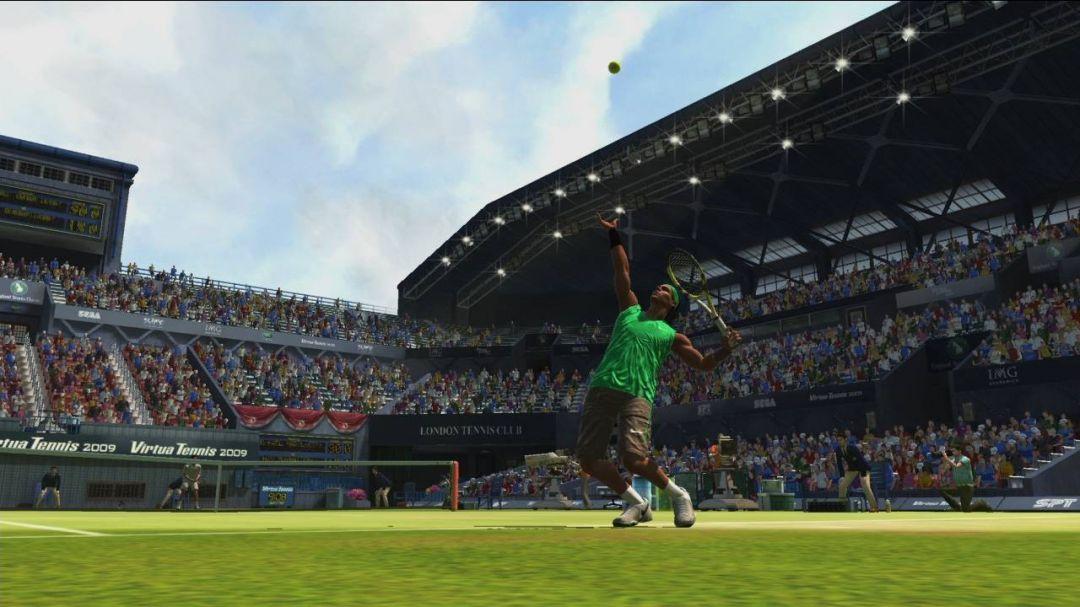 Virtua Tennis 2009 4