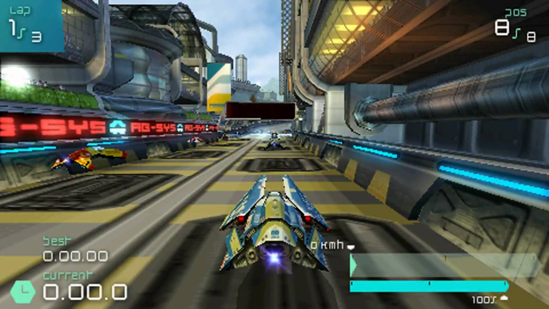 Wipeout Pulse 1
