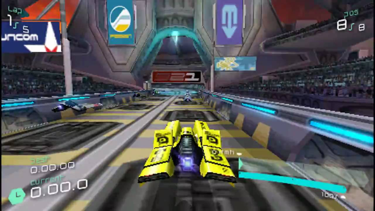 Wipeout Pulse 2