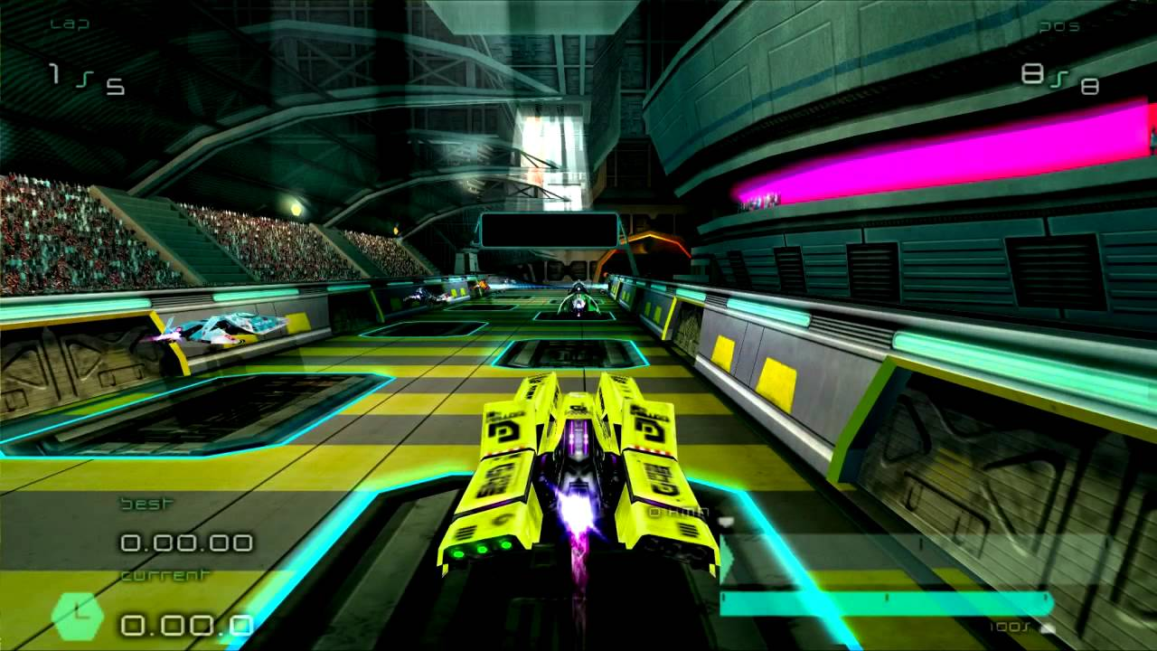 Wipeout Pulse 3