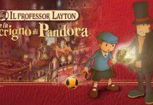 rofessor Layton e lo Scrigno di Pandora