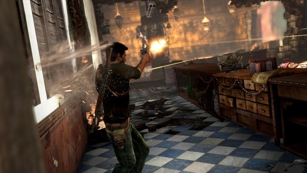 Uncharted 2 Il covo dei ladri-