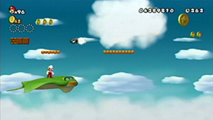 New Super Mario Bros Wii: All star coins - Moneta 109