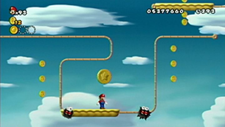 New Super Mario Bros Wii: All star coins - Moneta 149