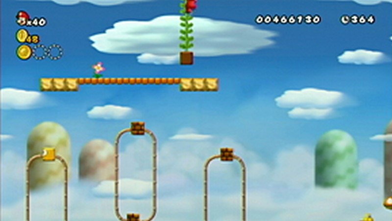 New Super Mario Bros Wii: All star coins - Moneta 13