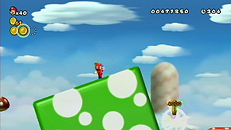 New Super Mario Bros Wii: All star coins - Moneta 14