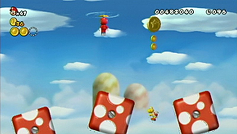 New Super Mario Bros Wii: All star coins - Moneta 15