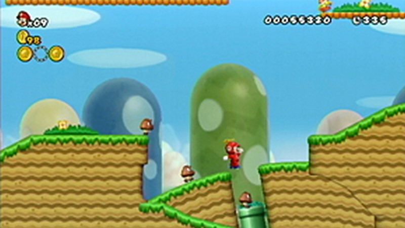 New Super Mario Bros Wii: All star coins - Moneta 2
