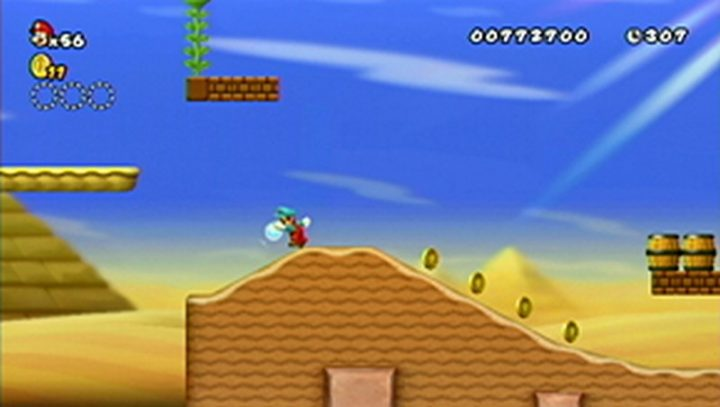 New Super Mario Bros Wii: All star coins - Moneta 26