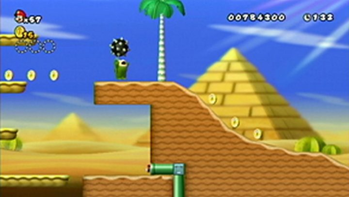 New Super Mario Bros Wii: All star coins - Moneta 27