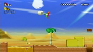 New Super Mario Bros Wii: All star coins - Moneta 37
