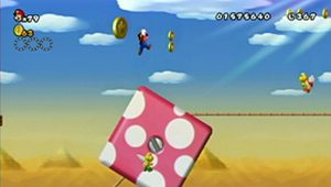 New Super Mario Bros Wii: All star coins - Moneta 40