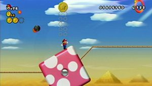 New Super Mario Bros Wii: All star coins - Moneta 42