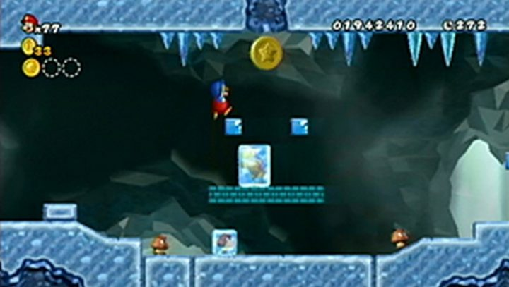 New Super Mario Bros Wii: All star coins - Moneta 53