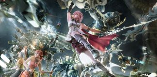 final fantasy XIII background