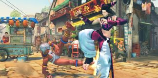 Super Street Fighter IV guida alle mosse
