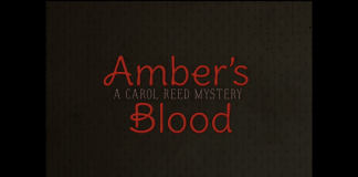 Amber's Blood title page