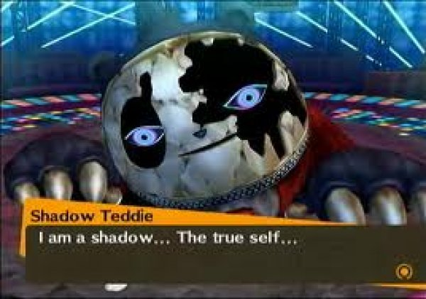 Shadow Teddie