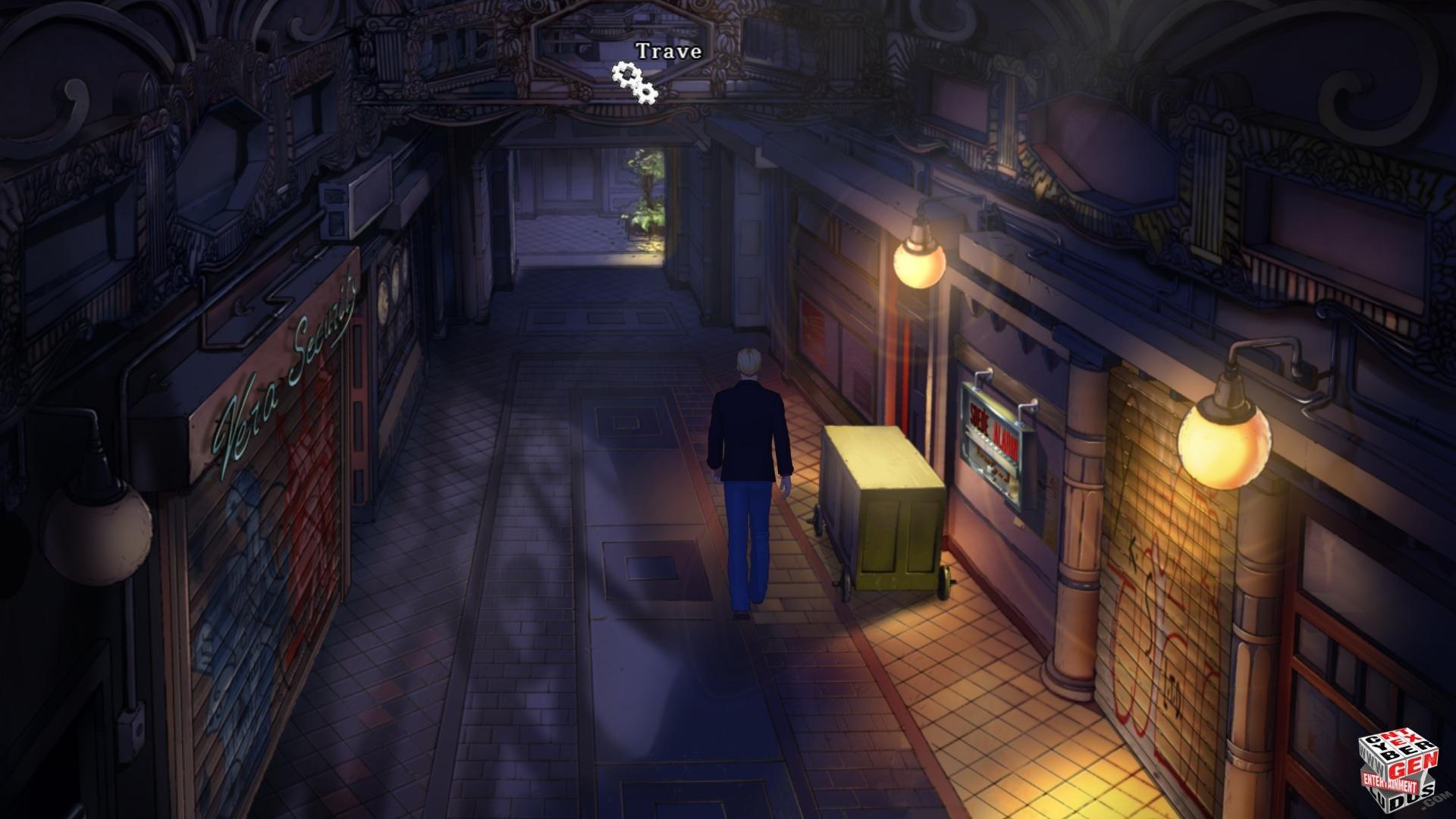 Broken Sword 5: The Serpent's Curse Ep1 - Soluzione