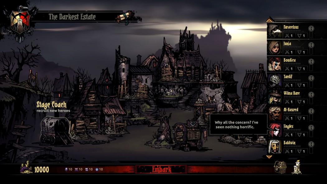Darkest Dungeon 02