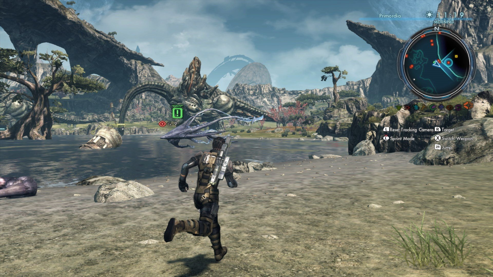 Xenoblade Chronicles X Recensione
