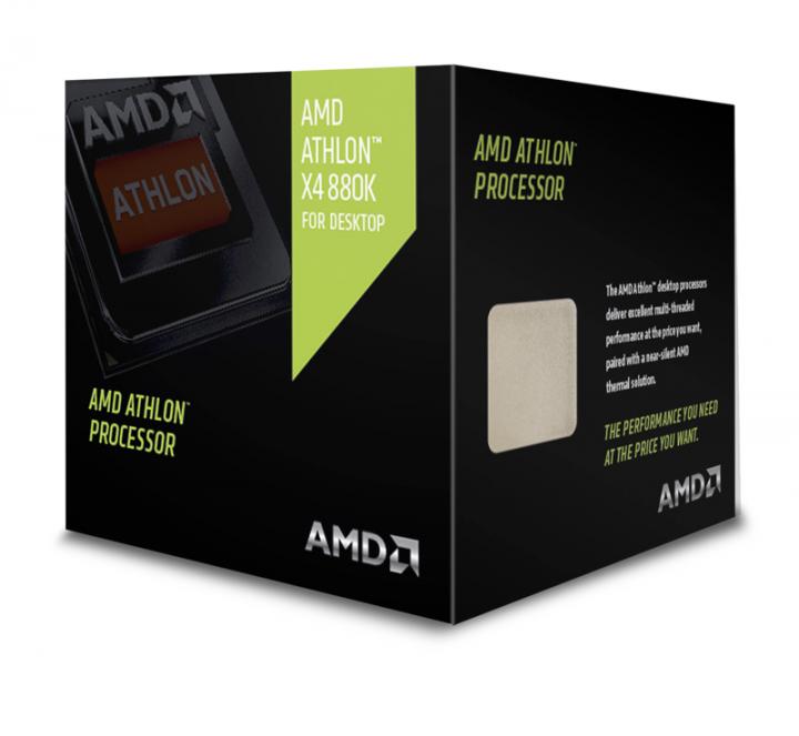 Athlon X4 880K CPU