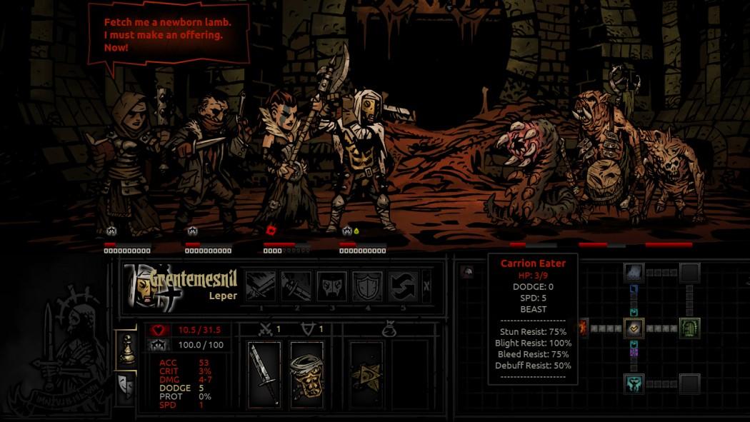 Darkest Dungeon 04