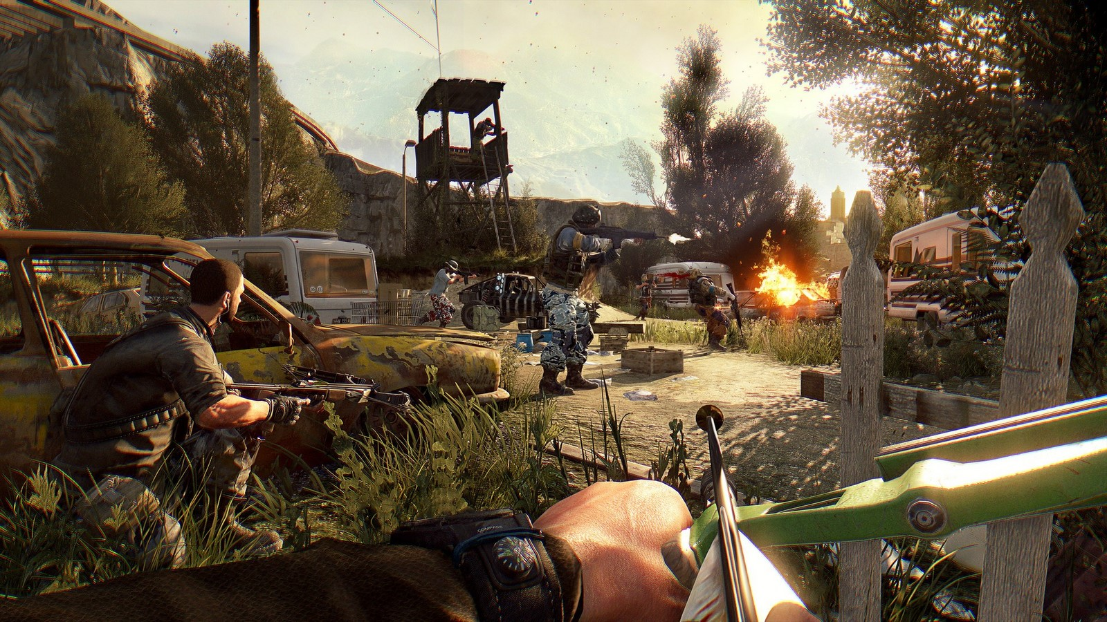 Dying Light: The Following 02