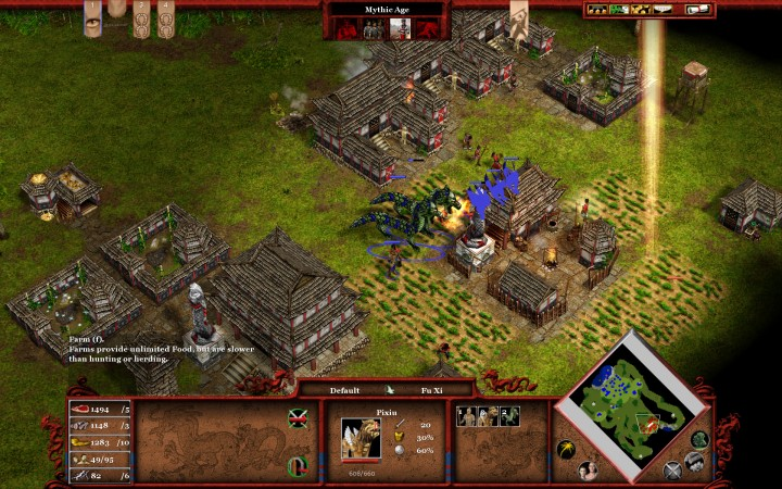 Age of Mythology: Tales of the Dragon