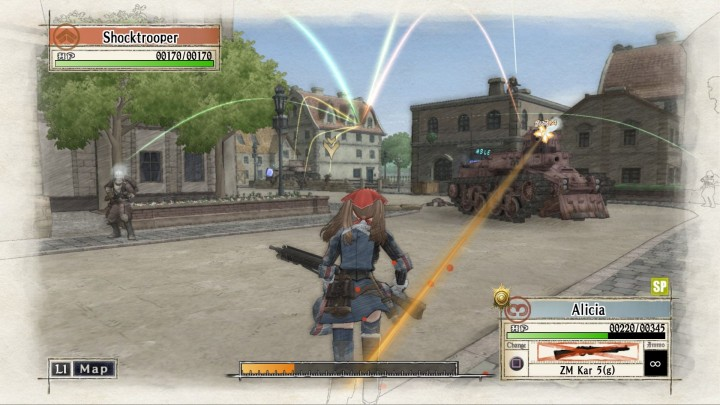 Valkyria Chronicles Remastered 1