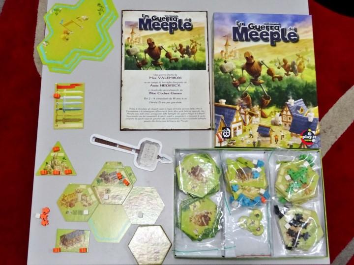 La Guerra dei Meeple