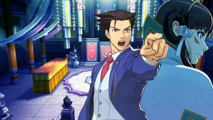 Phoenix Wright Ace Attorney Spirit of Justice uscite settembre