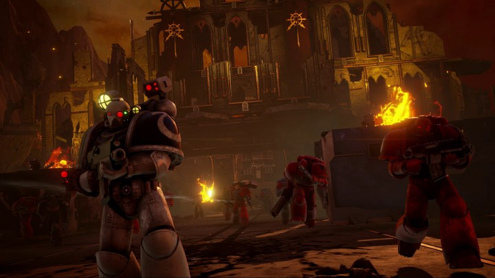 Warhammer 4000 Eternal Crusade speciale uscite settembre