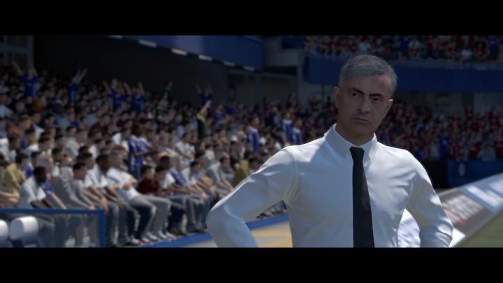 DEMO DI FIFA 17 Il Viaggio (nei menu)