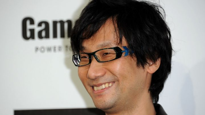 Hideo Kojima arrives at Spike's 10th Annual Video Game Awards at Sony Studios on Friday, Dec. 7, 2012, in Culver City, Calif. (Photo by Richard Shotwell/Invision/AP)