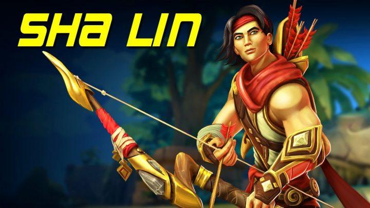 Sha Lin