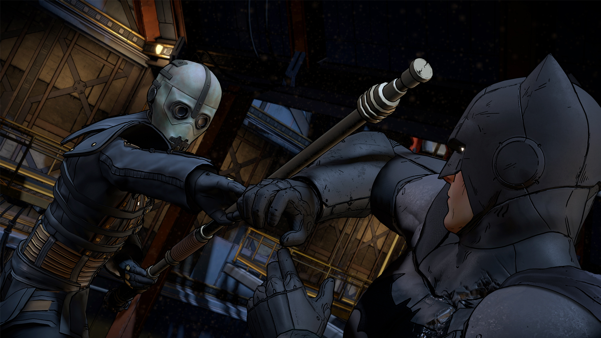 Batman – The Telltale Series: Ep.5 City of Light