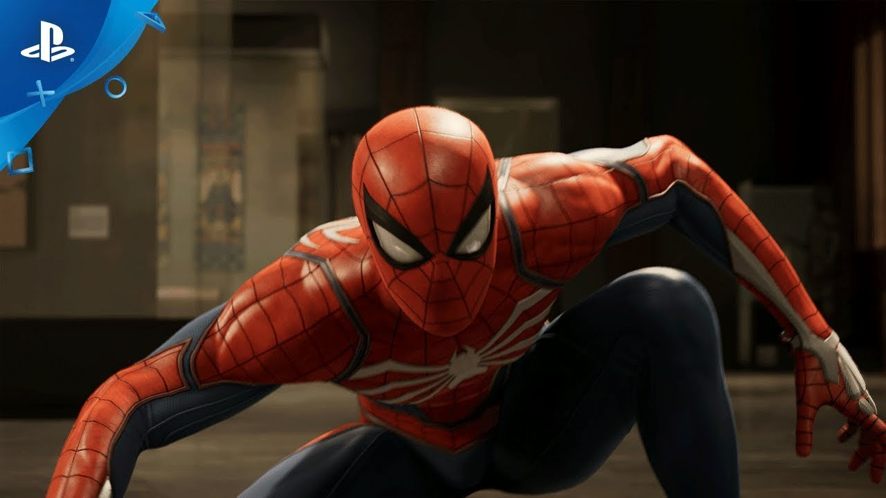spiderman ps4 pro